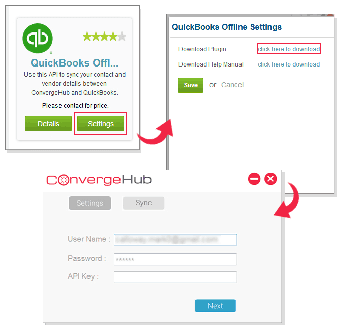 CRM for quickbooks desktop
