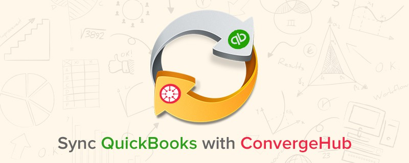 Sync QuickBooks with ConvergeHub