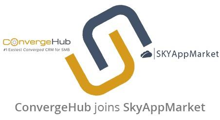 ConvergeHub joins SkyAppMarket