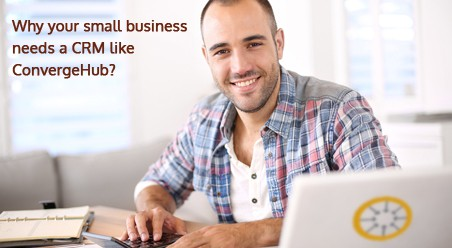 CRM For Small Business | Convergehub.com