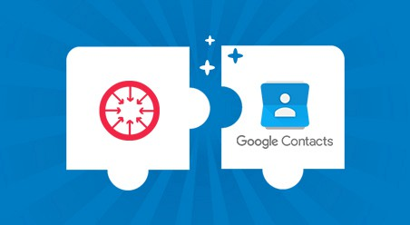 Google Contact Integration