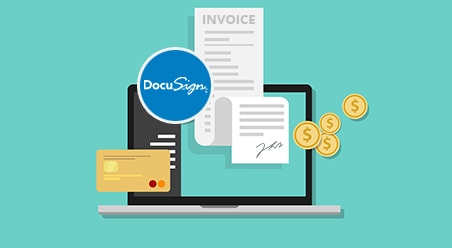Send Invoice by DocuSign