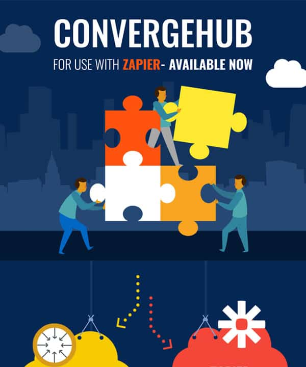 ConvergeHub Zapier other Apps Integration