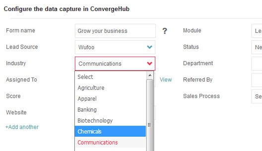 convergehub integration