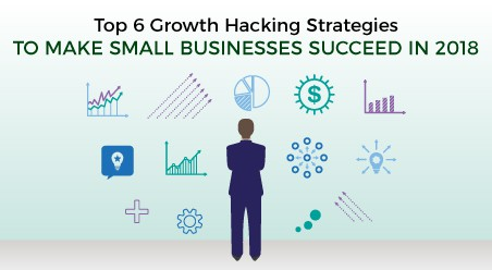 Top 6 Growth Hacking Strategies to make Small Businesses succeed in 2018