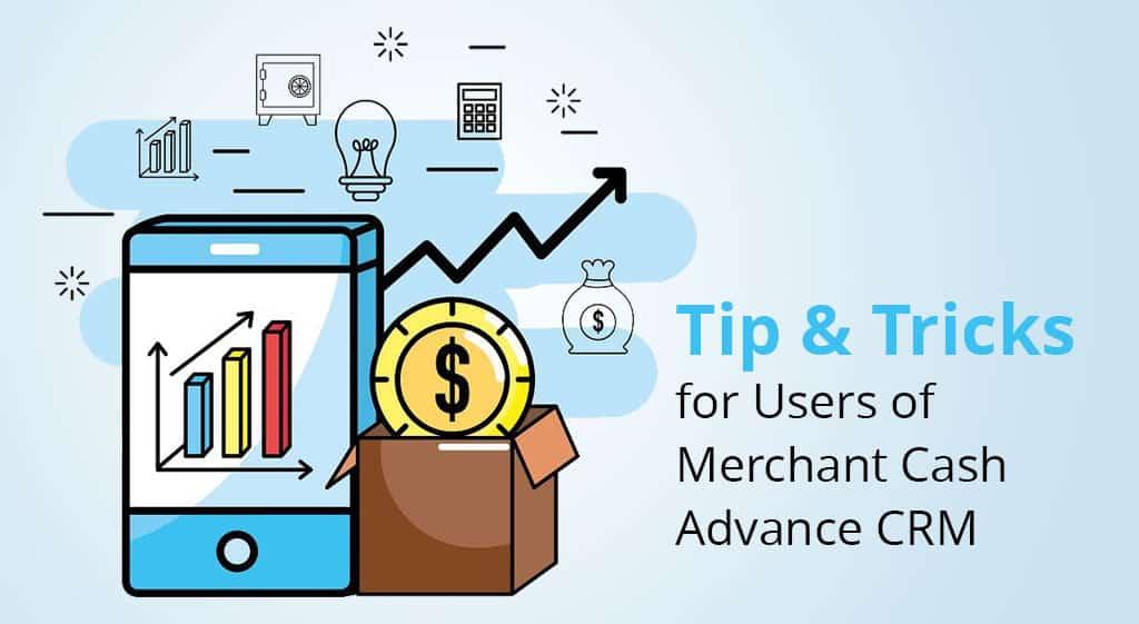 Merchant Cash Advance CRM