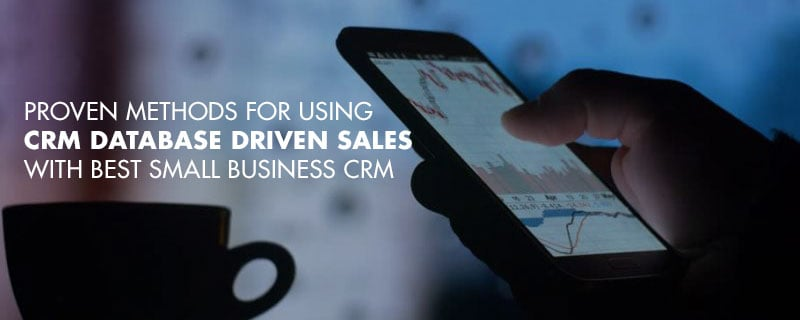 Best Small Business CRM