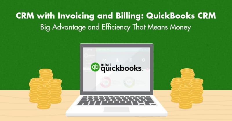 QuickBooks CRM